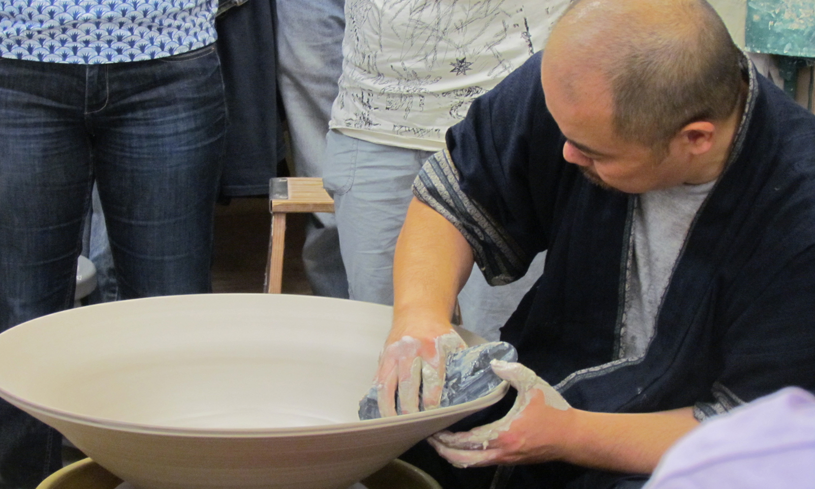 The Clay Studio Adult Classes